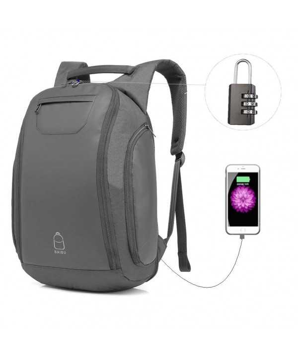 Anti theft Backpack Waterproof Business Insulated
