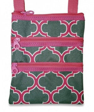 Ever Moda Moroccan Crossbody Bag