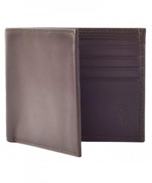 Lifestyle Leather Bifold Wallet Slots