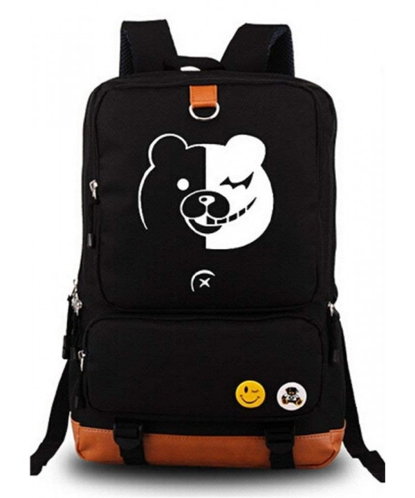 Siawasey Danganronpa Cartoon Backpack Shoulder