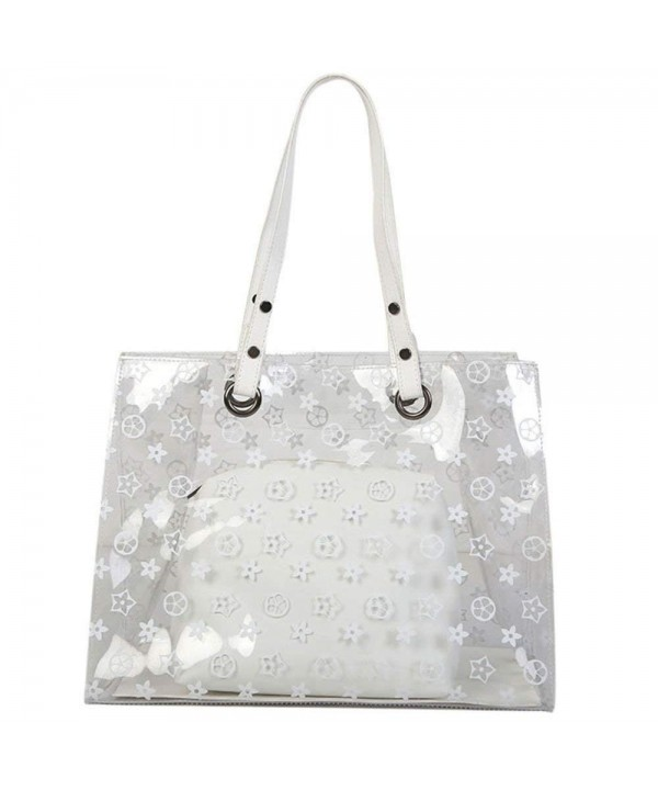 Olyphy Handbag Transparent Handle Shoulder