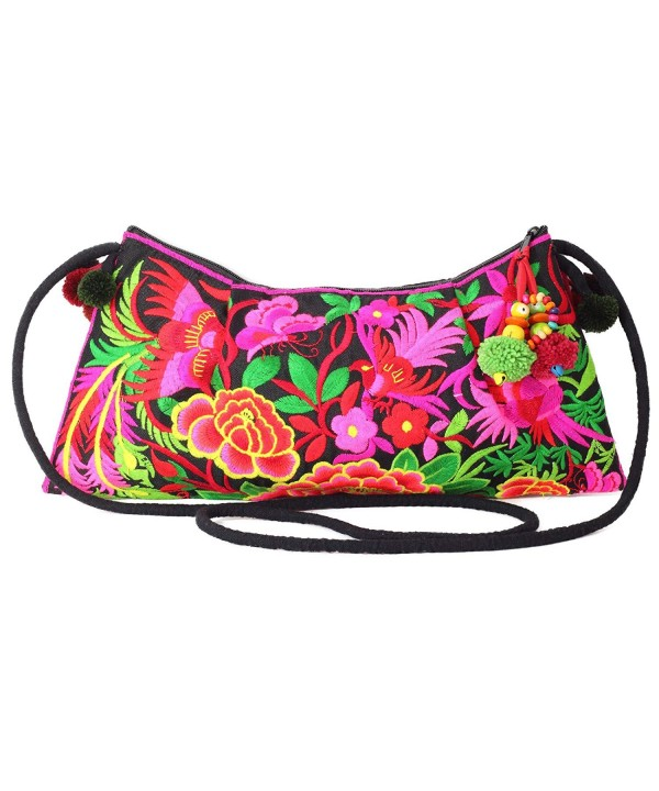 Changnoi Embroidered Handmade Crossbody Thailand