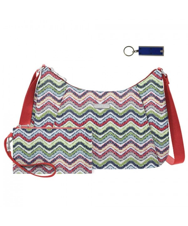 Baggalini Handbag Wristlet Chain Bundle