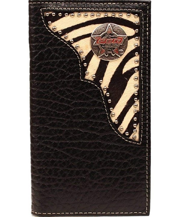 Rodeo Wallet Checkbook PBR 5623201