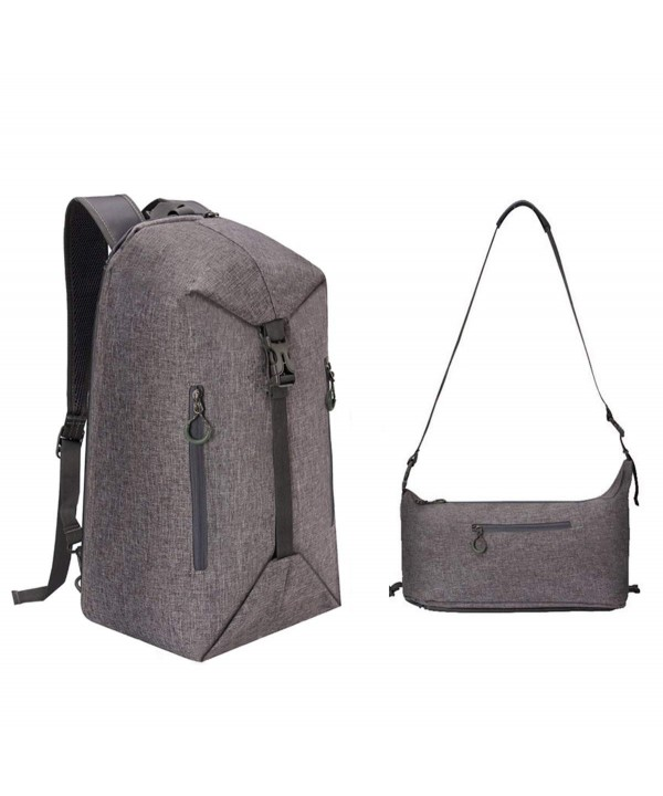 TUOBETRAVELING Backpack Business Packable Shoulder