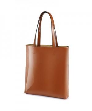 Purses Handbags Patent Multi Pockets Handbag