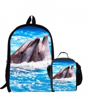 Coloranimal Stylish Shoulder Backpack Lunchbox