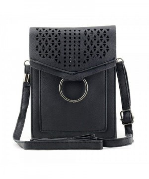 Bausweety Hollow Portable Crossbody Leather
