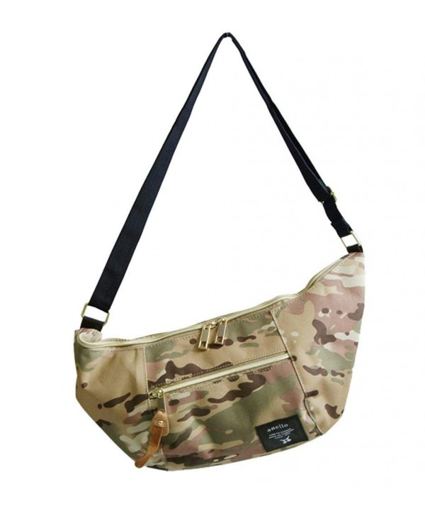Shoulder Backpack Sling CrossBody Camouflage