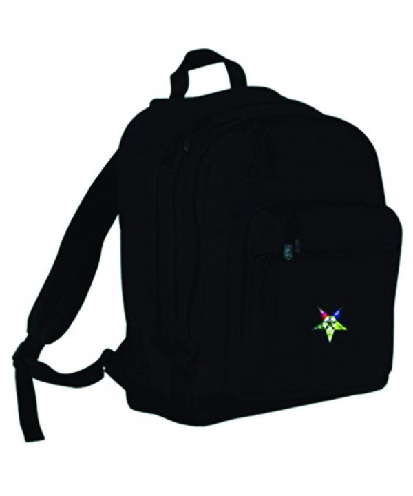 Express Design Group IHO SIM NEW Order of Eastern StarBackpac Order of Eastern Star