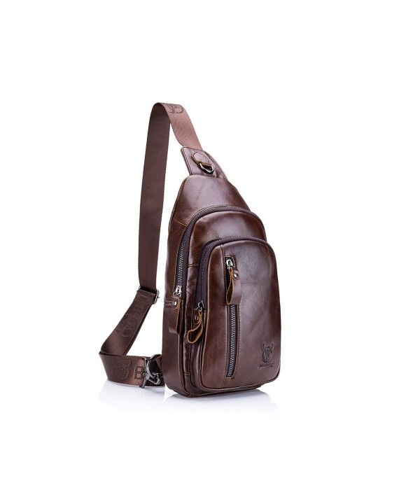 CHARMINER Crossbody Shoulder Business Backpack