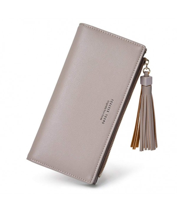 Wallets Fashion Leather Billfold Organizer