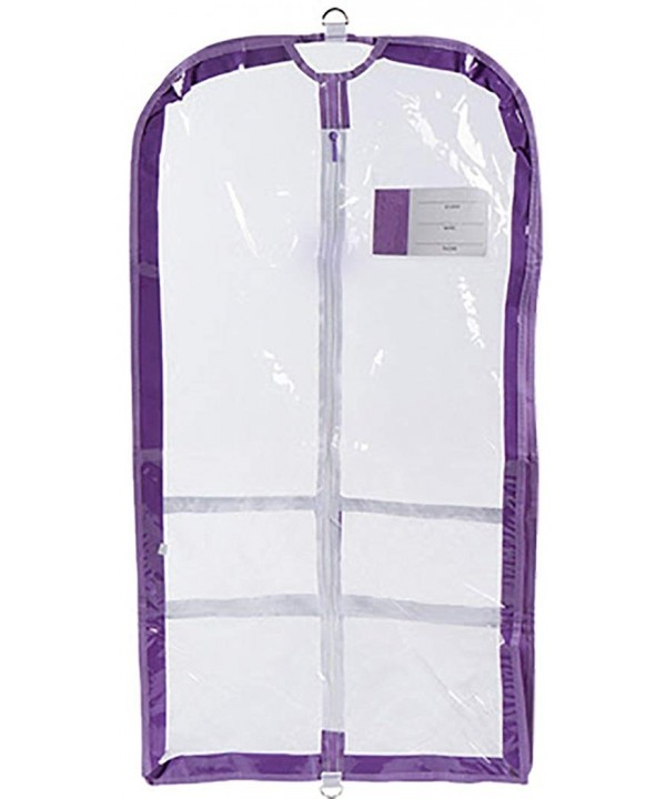 DanceNwear B596 GARMENT BAGS LAVENDER DansBagz Competition