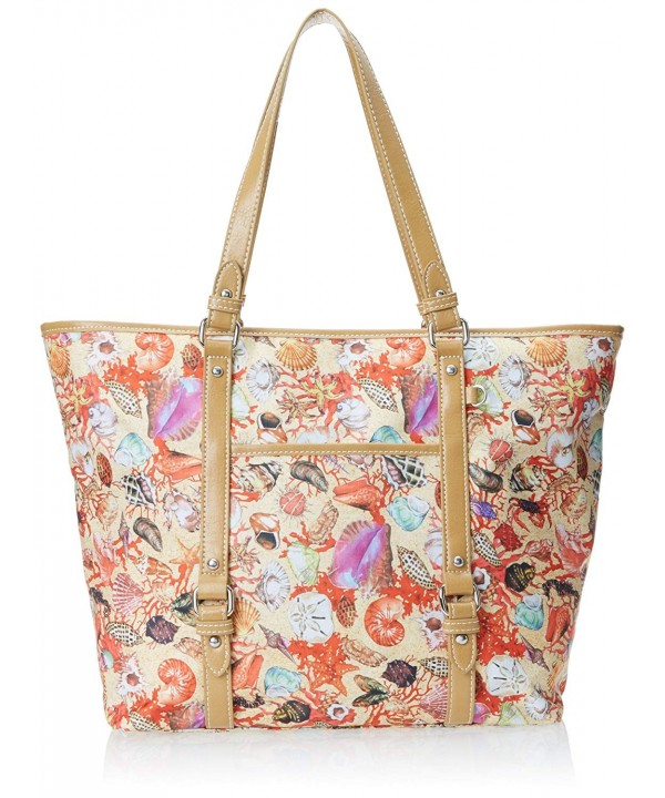 Sydney Love Seashell Large Tote