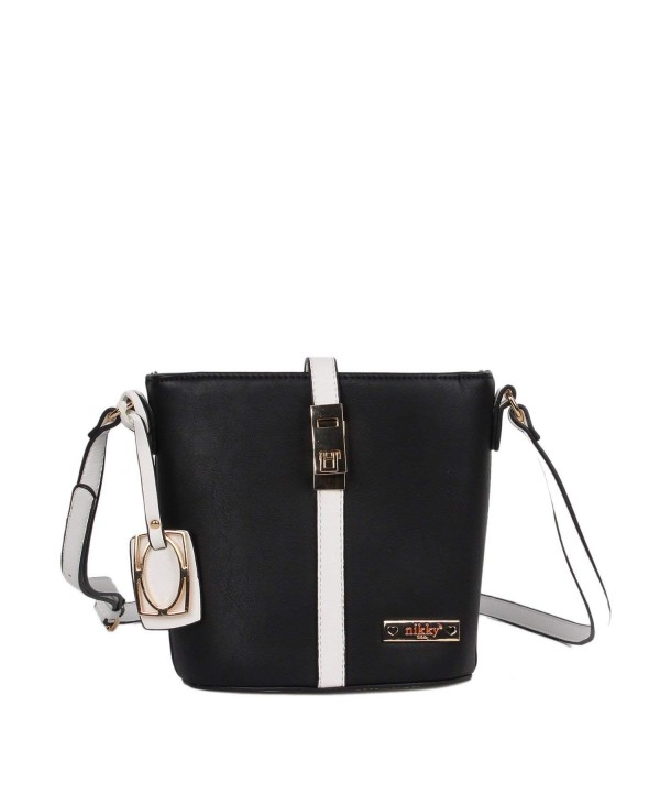 Nikky Womens Functional Spacious Crossbody