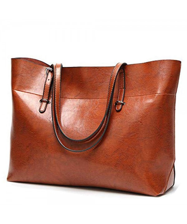 Womens handbags Vintage Leather Shoulder