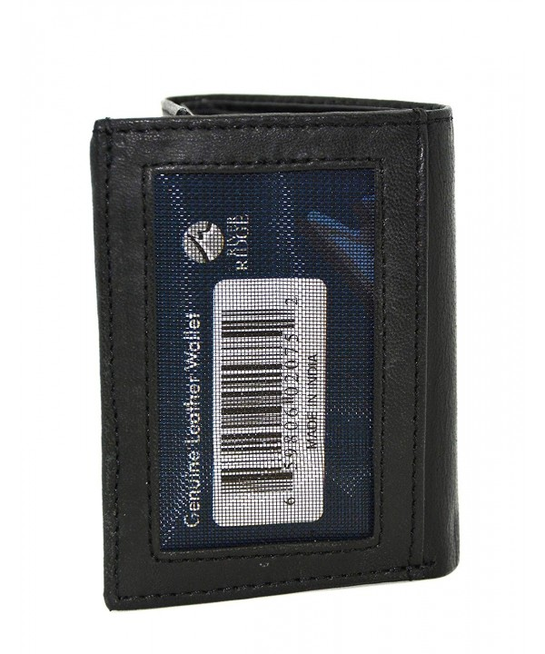 RiverRidge Genuine Trifold Wallet
