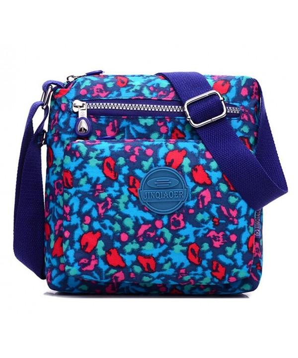 Cross body Messenger Water resistant Shoulder Handbags