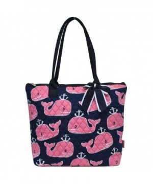 Ngil Quilted Cotton Medium Whale
