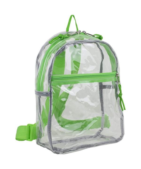 Eastsport Transparent Backpack Inches Adjustable