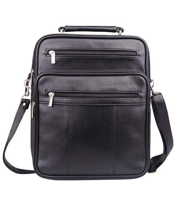 Jack Chris Crossbody Single Shoulder Briefcase