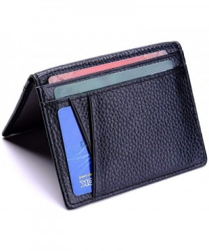 Blocking Leather Wallet Driving Licence