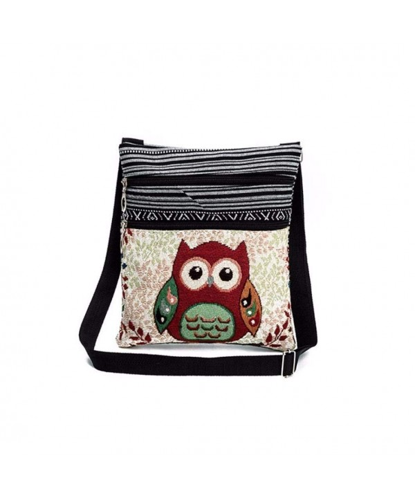 Handbags Paymenow Embroidered Shoulder Crossbody