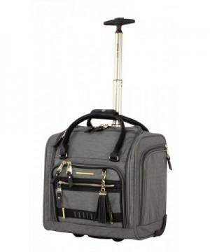 Steve Madden Luggage Wheeled Suitcase