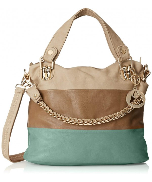 MG Collection Ece Hobo Handbag