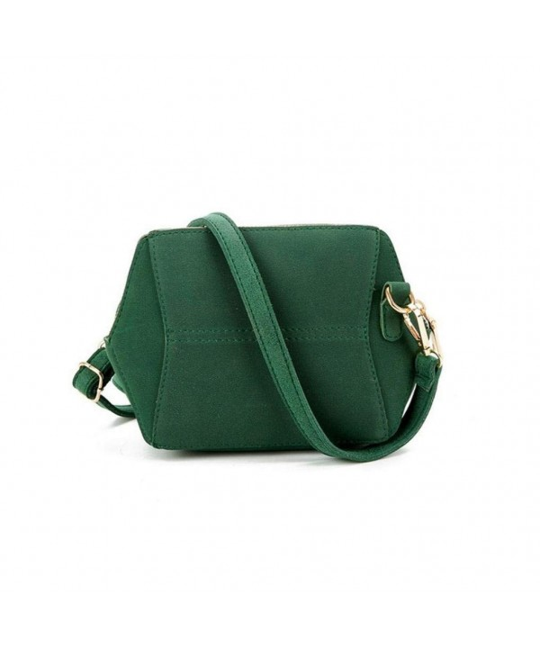 Voberry Simple Square Shoulder Crossbody