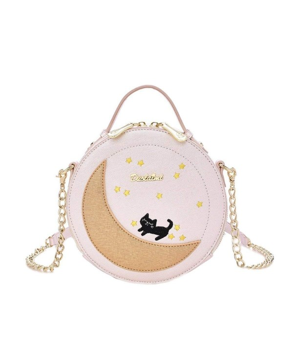 Moonwind Round Handle Shoulder Handbag