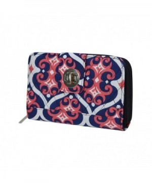 Classy NGIL Quilted Twist Wallet
