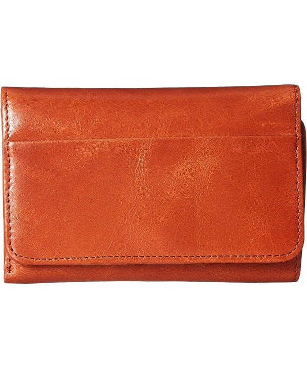 Hobo Womens Leather Vintage Wallet