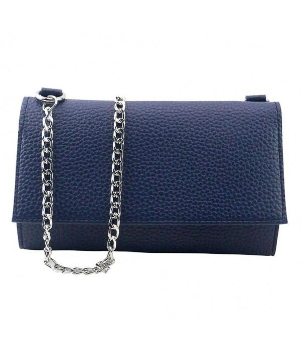 Voberry Fashion Leather Messenger Shoulder