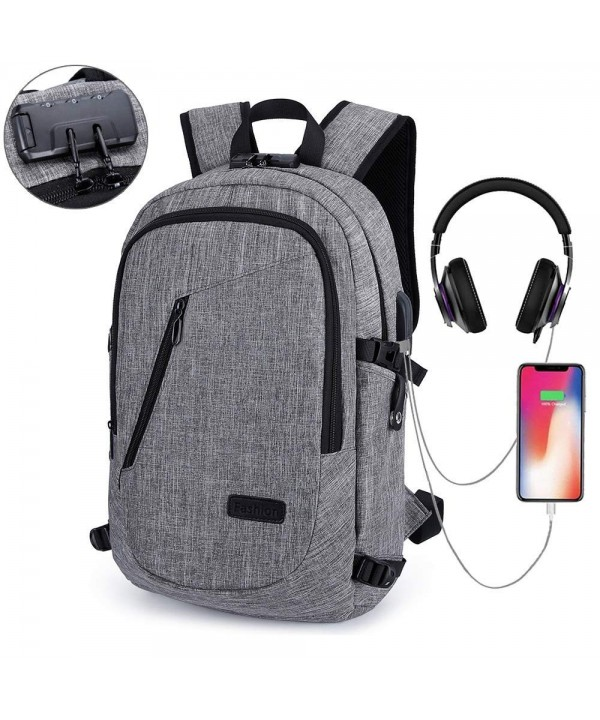HITOP Backpack Bookbags Waterproof Headphone