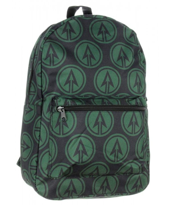 Green Arrow Backpack Comics Character