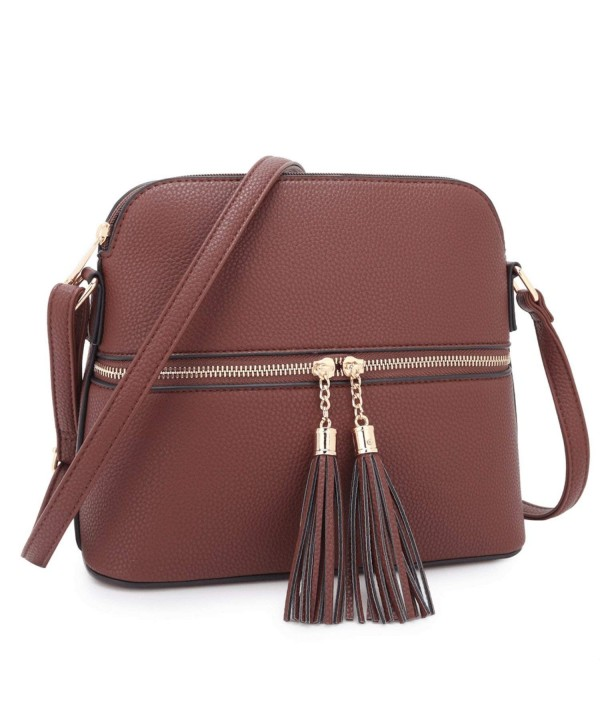 Lightweight Crossbody Shoulder Messenger Purse