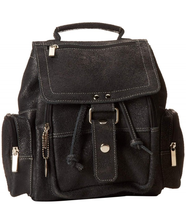 David King Co Backpack Distressed