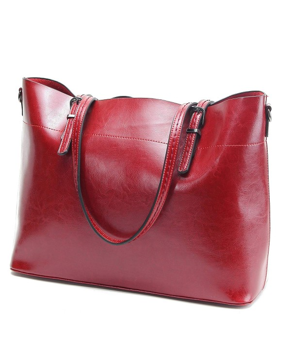 Genuine Leather Crossbody Vintage Top handle