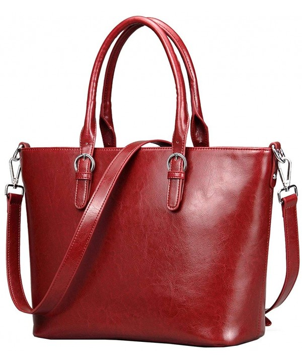Handbag Leather Shoulder Satchel Handbags