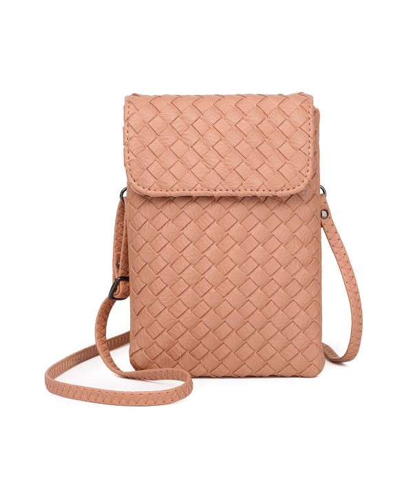 Zg Totally Braided Leather Crossbody