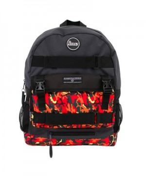 Penny Mens Pouch Backpack Camo