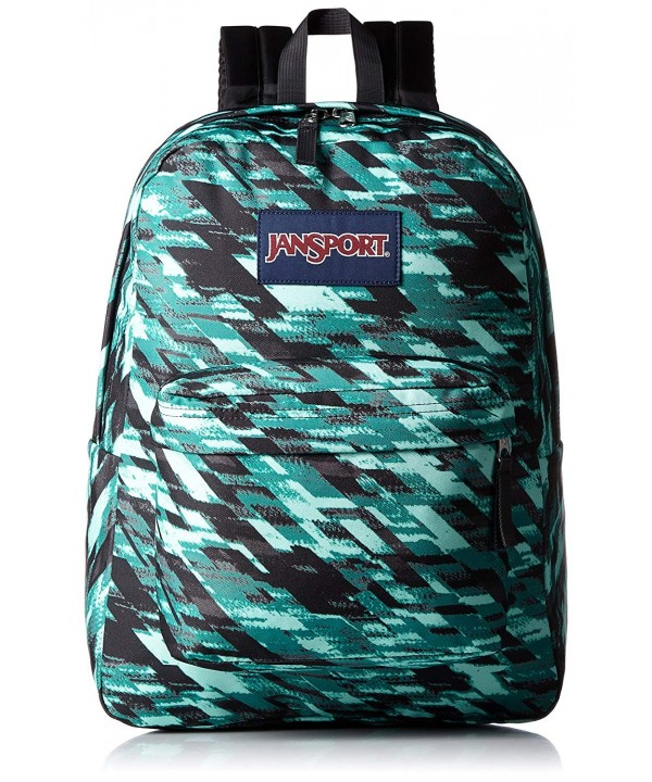 JanSport Superbreak Back Pack Static