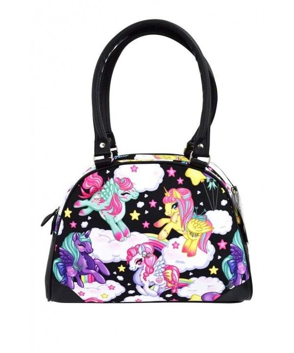 Liquorbrand Pegasus Unicorns Rainbows Cartoon