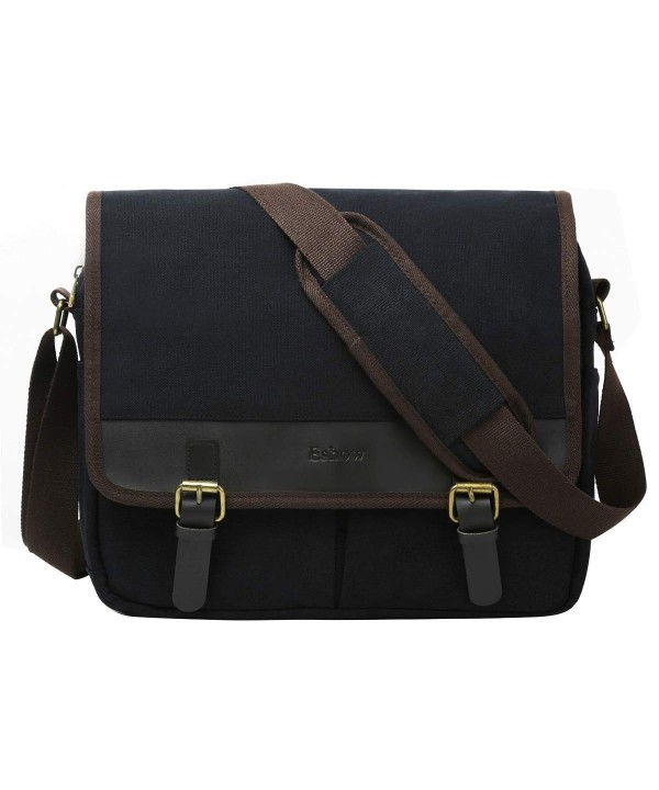 Eshow Crossbody Shoulder Messenger Black 5211