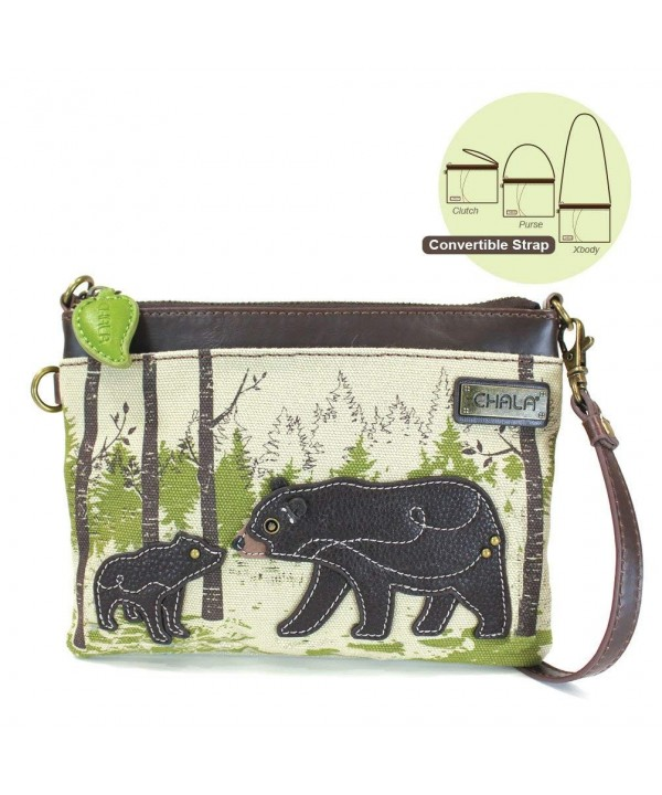 Chala Safari Animal Crossbody Adjustable