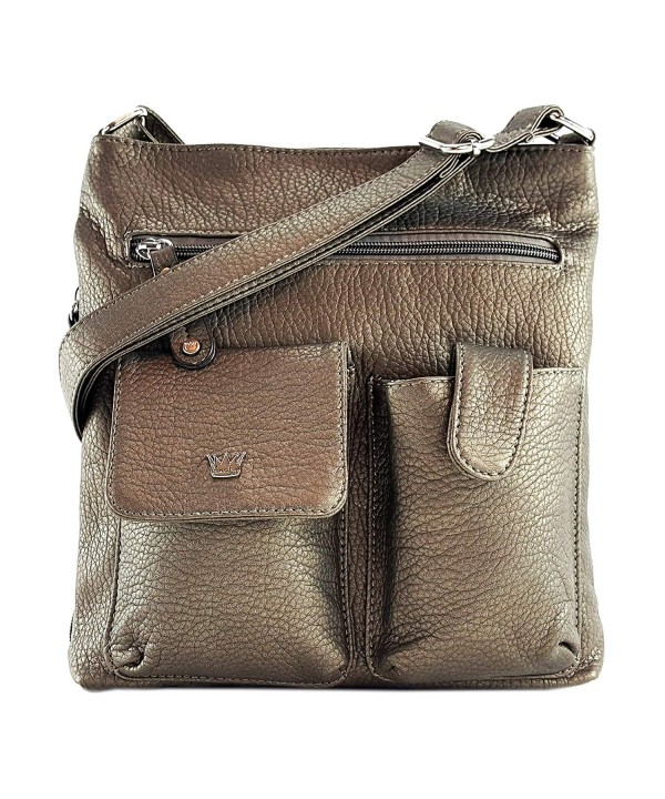 Purse King Concealed Carry Handbag