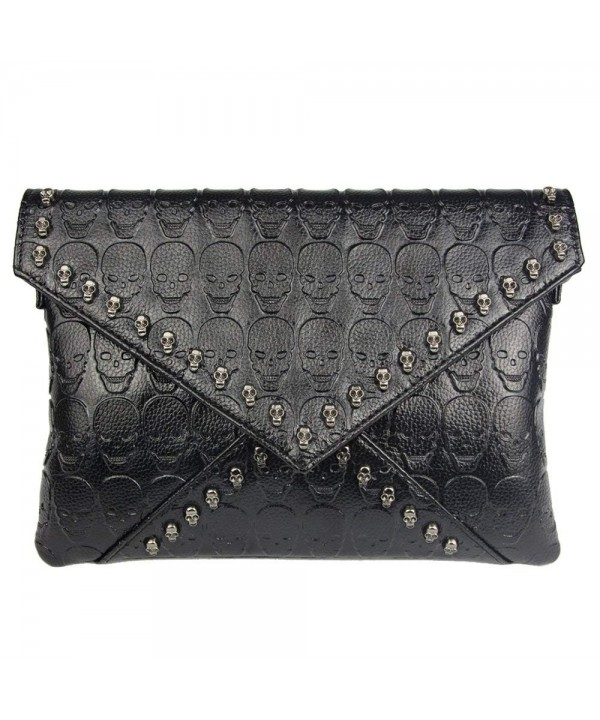 Clutch Purses Gothic Envelope Wallet