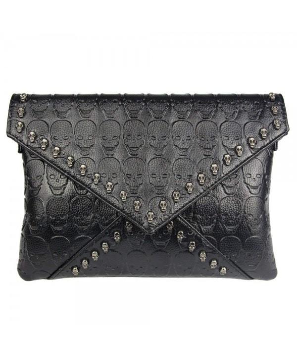 Clutch Purses Gothic Envelope Wallet