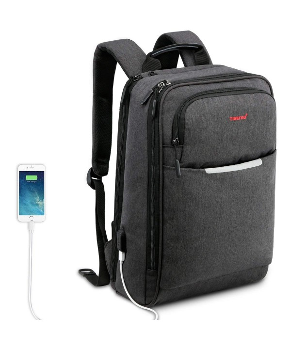 Business Lightweight Backpack Charging Computer